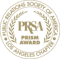 Public Relations Society of America, Los Angeles Chapter, PRSA PRISM Award - logo
